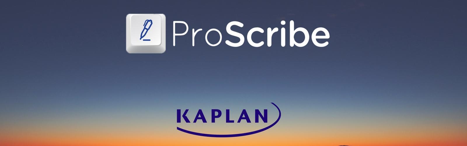 Our Kaplan Scholarship Winner